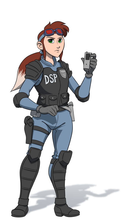 Officer Foxx